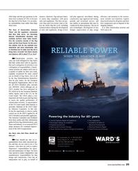 Maritime Reporter Magazine, page 25,  Jul 2014 ship energy effi ciency