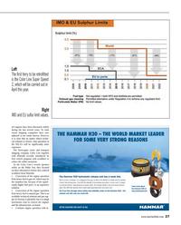 Maritime Reporter Magazine, page 27,  Jul 2014 Baltic Sea