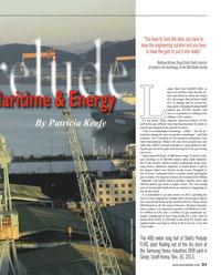 Maritime Reporter Magazine, page 31,  Jul 2014 Neil Gilmour
