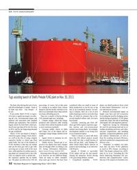 Maritime Reporter Magazine, page 32,  Jul 2014 shore gas fi elds