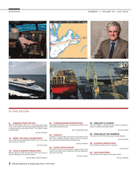 Maritime Reporter Magazine, page 2,  Jul 2014 S.A.S