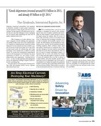 Maritime Reporter Magazine, page 41,  Jul 2014 Luxembourg