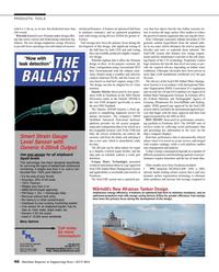 Maritime Reporter Magazine, page 46,  Jul 2014 unit