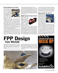 Maritime Reporter Magazine, page 51,  Jul 2014 Simon Axcell