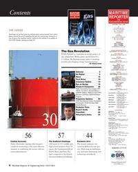 Maritime Reporter Magazine, page 4,  Jul 2014 S.A.S