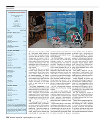 Maritime Reporter Magazine, page 58,  Jul 2014 Kelly Cooper