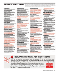Maritime Reporter Magazine, page 3rd Cover,  Jul 2014 advertising programs