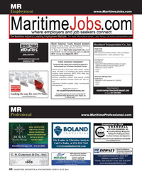 Maritime Reporter Magazine, page 4th Cover,  Jul 2014 College of Earth, Ocean, and Atmospheric Sciences