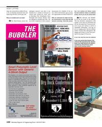 Maritime Reporter Magazine, page 100,  Aug 2014