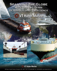 Maritime Reporter Magazine, page 9,  Aug 2014