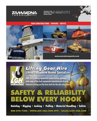 Maritime Reporter Magazine, page 11,  Aug 2014