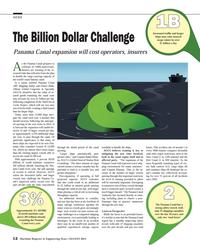 Maritime Reporter Magazine, page 12,  Aug 2014