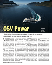 Maritime Reporter Magazine, page 14,  Aug 2014
