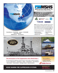 Maritime Reporter Magazine, page 15,  Aug 2014