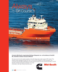 Maritime Reporter Magazine, page 19,  Aug 2014