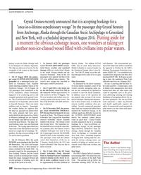 Maritime Reporter Magazine, page 20,  Aug 2014