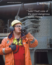 Maritime Reporter Magazine, page 25,  Aug 2014