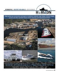 Maritime Reporter Magazine, page 29,  Aug 2014