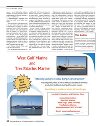 Maritime Reporter Magazine, page 30,  Aug 2014