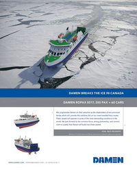 Maritime Reporter Magazine, page 33,  Aug 2014