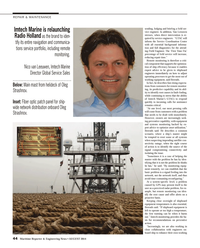 Maritime Reporter Magazine, page 44,  Aug 2014