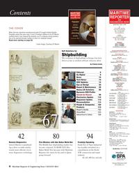 Maritime Reporter Magazine, page 4,  Aug 2014