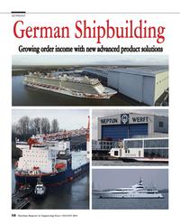 Maritime Reporter Magazine, page 58,  Aug 2014