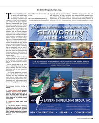 Maritime Reporter Magazine, page 59,  Aug 2014