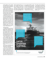Maritime Reporter Magazine, page 61,  Aug 2014