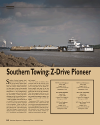 Maritime Reporter Magazine, page 64,  Aug 2014