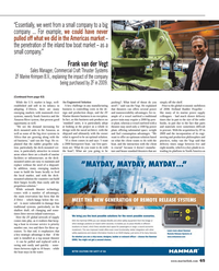 Maritime Reporter Magazine, page 65,  Aug 2014