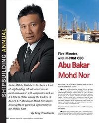 Maritime Reporter Magazine, page 80,  Aug 2014
