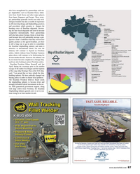 Maritime Reporter Magazine, page 87,  Aug 2014