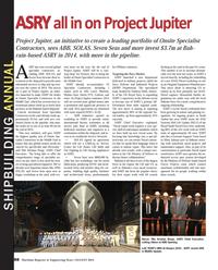 Maritime Reporter Magazine, page 88,  Aug 2014