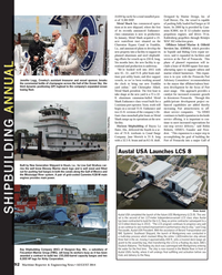 Maritime Reporter Magazine, page 92,  Aug 2014