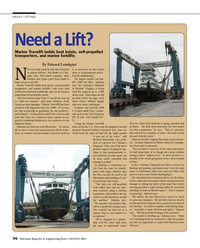 Maritime Reporter Magazine, page 96,  Aug 2014