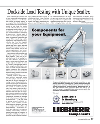 Maritime Reporter Magazine, page 97,  Aug 2014