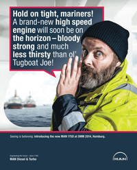 Maritime Reporter Magazine, page 9,  Sep 2014