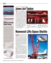 Maritime Reporter Magazine, page 10,  Sep 2014