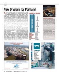 Maritime Reporter Magazine, page 12,  Sep 2014