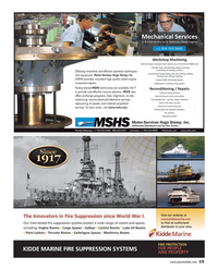 Maritime Reporter Magazine, page 15,  Sep 2014