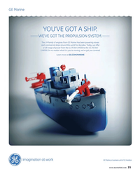 Maritime Reporter Magazine, page 21,  Sep 2014