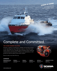 Maritime Reporter Magazine, page 1,  Sep 2014