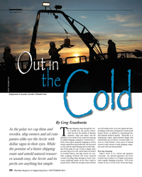 Maritime Reporter Magazine, page 30,  Sep 2014