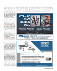 Maritime Reporter Magazine, page 51,  Sep 2014