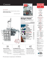 Maritime Reporter Magazine, page 4,  Sep 2014