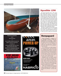 Maritime Reporter Magazine, page 68,  Sep 2014