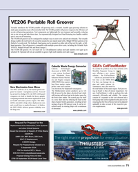 Maritime Reporter Magazine, page 71,  Sep 2014