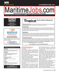 Maritime Reporter Magazine, page 75,  Sep 2014