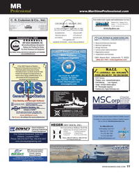 Maritime Reporter Magazine, page 77,  Sep 2014